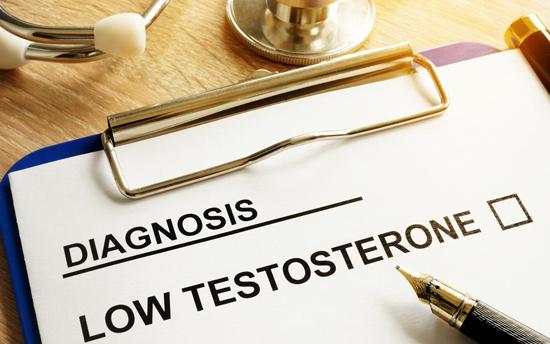 Testosterona baja